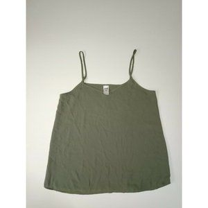 Now Green Camisole/Singlet Size 10